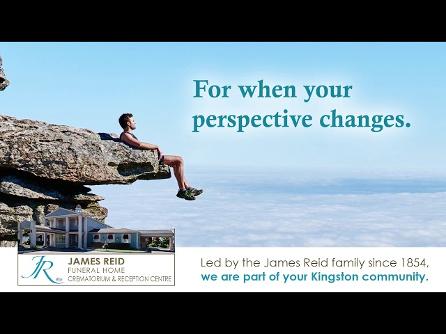 Creative Display - James Reid Funeral Home