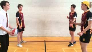 Uptown Funk - Kings' School Year 10 Rugby Team 2015
