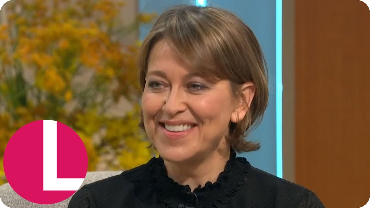 Download The Split's Nicola Walker Discusses Her Emotional Trip to See Co-Star Anne Reid   Lorraine
