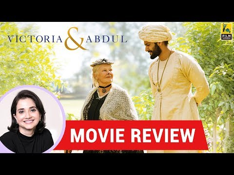 Anupama Chopra's Movie Review of Victoria & Abdul