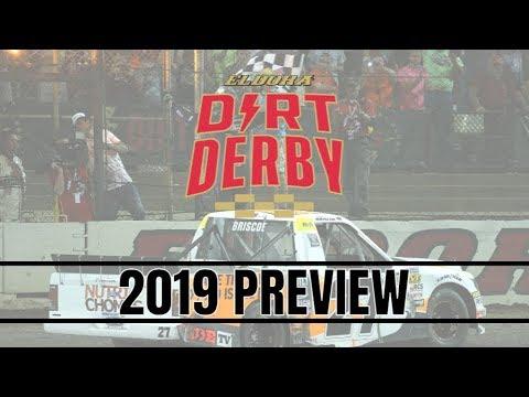 Previewing the 2019 Eldora Dirt Derby at ELDORA SPEEDWAY