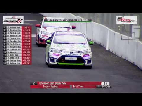 TECHNOLOGY PARK MALAYSIA, BUKIT JALIL - Race 2 -  Sporting Class
