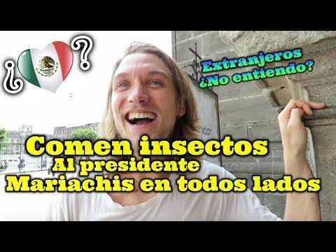 Cosas que no entienden extranjeros de México