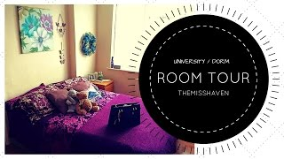 College Dorm Room Tour- Law School UK