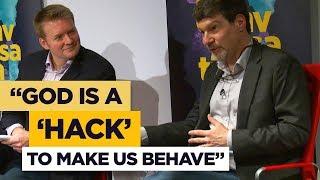 Bret Weinstein: God is a 'hack' to make us behave