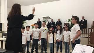 Shalom Haverim -  Coral Jóias de Cristo