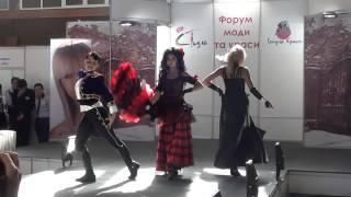 Форум Красоты и Моды во Львове. 25-28 сентября 2014 года.