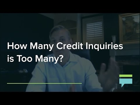 How Many Credit Inquiries Is Too Many Credit Card Insider