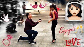 THE BEST MARRIAGE PROPOSAL | UNIVERSAL STUDIOS SINGAPORE Vlog #7  - February 11, 2017