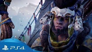 Horizon Zero Dawn: The Frozen Wilds | Playthrough: Survivor | PS4