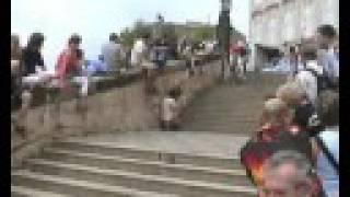 Prazske schody - MTB, 25. 06. 2008