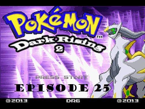 Pokemon Dark Rising 2 Part 25: Giovanni and Mega Evolution