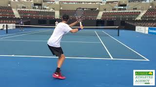 Pat Harper - 2018 U.S. College Tennis Prospect