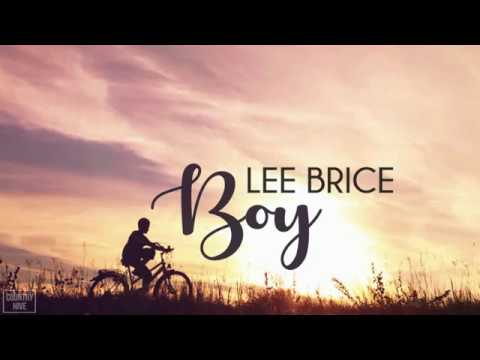 Lee Brice - Boy (Lyrics)