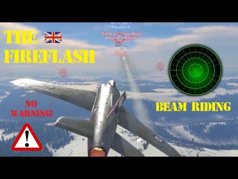 The BEST Fireflash Kills You'll Ever Watch|Swift F.7|WarThunder