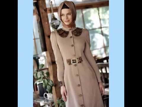 أحلي وأجمل تونيكات تركية لكل محجبة راقية I أزياء تركية