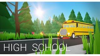 ROBLOX Highschool STORY COMPLETE WALKTHROUGH
