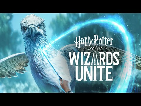 HARRY POTTER A R  Mobile Game WIZARDS UNITE Apparates a New