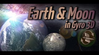 Earth Live Wallpaper with 3D parallax effect using sensors