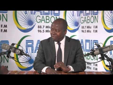 Radio Gabon - Interview d'Alain-Claude BILIE-BY-NZE, Ministre de la Communication