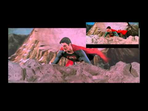Superman IV: The Quest for Peace - restored scenes