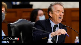 Rand Paul Takes On Dr. Fauci's Push For Vaccine Mandates