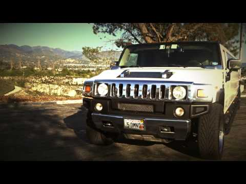 H2 Hummer limo rental in Los Angeles