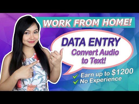 Online Transcription Jobs at Go Transcript | Work from Home PH