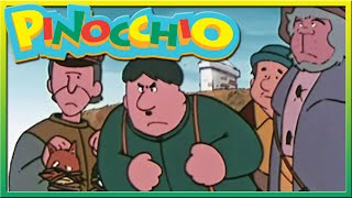 Pinocchio - פרק 34