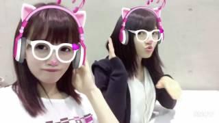 ゆいりー(村山彩希)とDJ風に✨ 飯野雅(AKB48) 公式プロフィール http://sp.akb48.co.jp/profile/member/detail/index.php?artist_code=83100851&g_code=83100606 ...