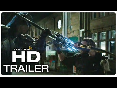AVENGERS INFINITY WAR Movie Clip Black Order Fight Scene + Trailer (2018) Superhero Movie Trailer HD