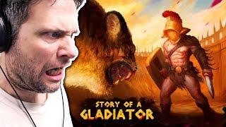 Story Of A Gladiator - BEAT 'EM UP DE GLADIADORES (Gameplay em Português PT-BR) #storyofagladiator