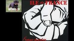 ILE de FRANCE    -    Franc- parler  (full album)