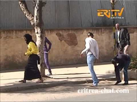 Eritrean comedy - Mezengih Camera - Pee Prank - Eritrea TV