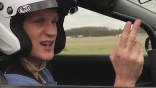 Matt Smith Interview | Behind the Scenes | Top Gear