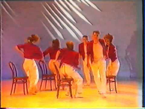 Bert Newton Midday Show 1989
