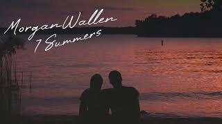 Morgan Wallen - 7 Summers (Audio Only)
