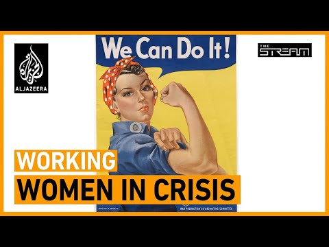 Coronavirus: Why are women dropping out the workforce? | The Stream