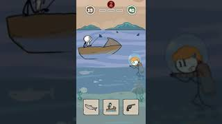 Rescue the Lover All levels | Level 31-40 | Gameplay walkthrough - New Update android, iOS screenshot 3