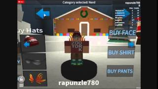 Rapunzie780 and Qu7807 playing Designer Mania (ROBLOX)
