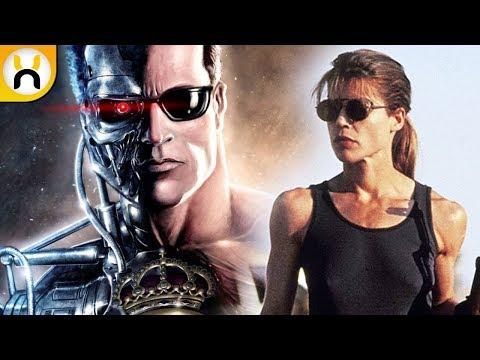 Terminator 6 Linda Hamilton and Arnold Schwarzenneger RETURN!