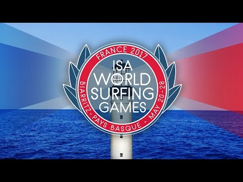 Day 2 – 2017 ISA World Surfing Games - English