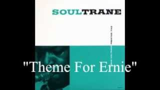 John Coltrane - Theme For Ernie