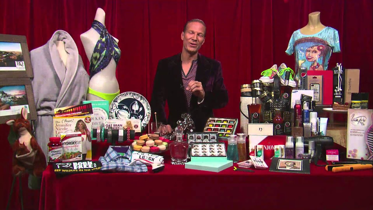 A Guided Tour of this year's Everyone Wins Nominee Gift Bags - YouTube