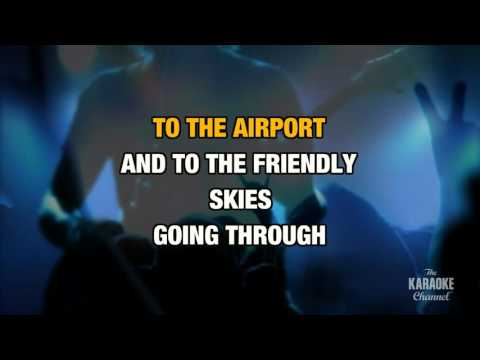 Just A Song Before I Go In The Style Of Crosby, Stills & Nash | Karaoke With Lyrics