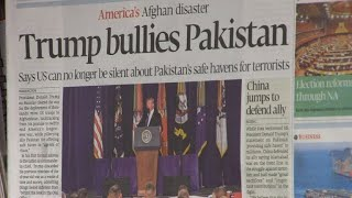 Pakistanis react to Trump criticism over alleged terror support
