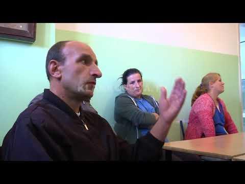 Prishtinë, pastruesit e shkollave në grevë - 19.10.2017 - Klan Kosova