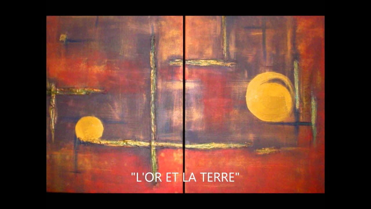 Galerie florelle peinture acrylique pr sentation de for Peinture acrylique
