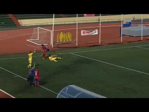 Penalti UD Lanzarote - San Fernando