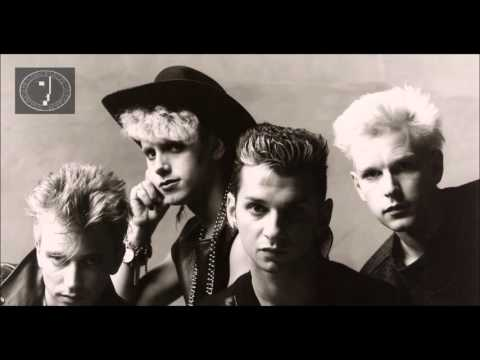 Depeche Mode - Never Let Me Down Again (Extended 12inc Mix)Remastered.FullHD